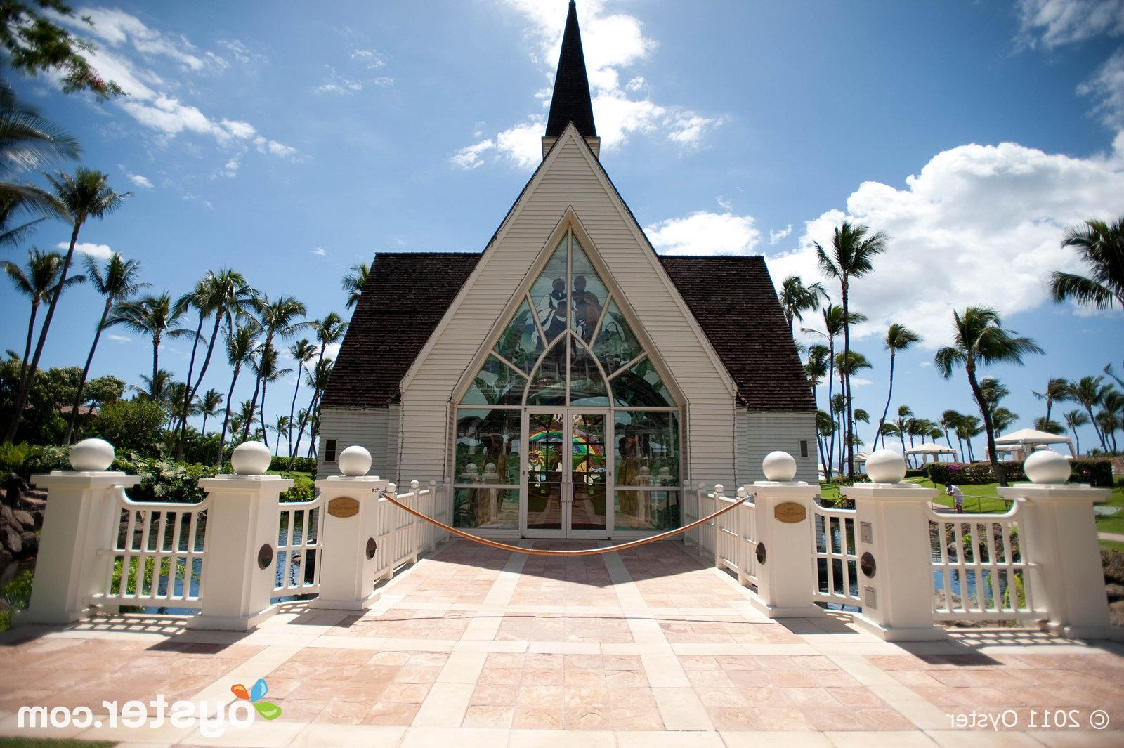 Wedding Chapel at the Grand