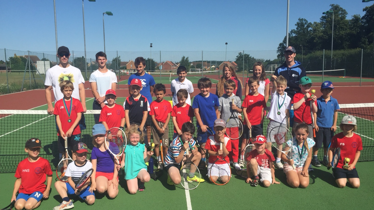 tennis coaching in north essex