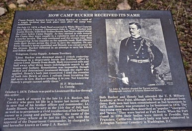 Camp Rucker Sign2