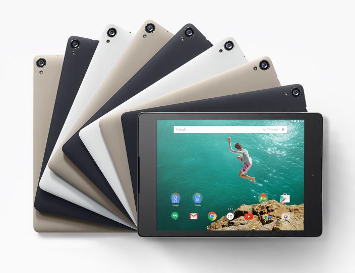 HTC Nexus 9 - Spesifikasi Lengkap dan Harga