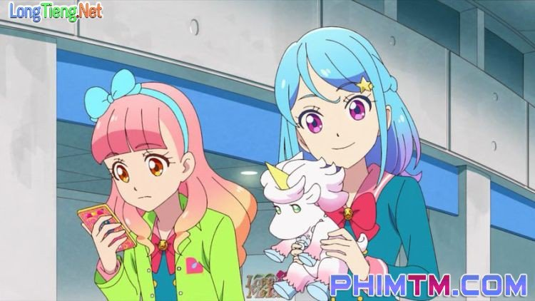 phim Aikatsu Friends