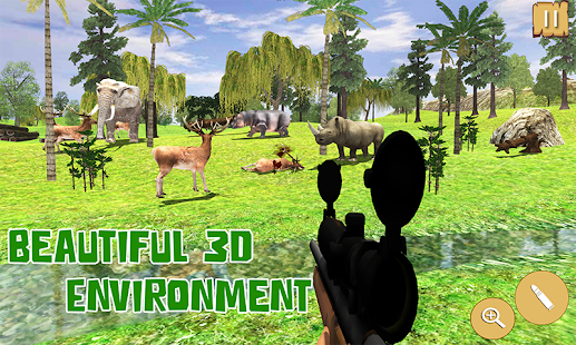 Deer Hunter Classic 3130  Free Action Game for Android