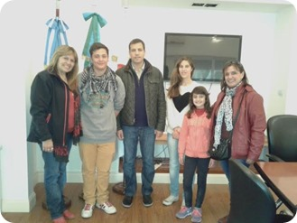 Estudiantes de La Costa realizan viaje pedagógico a Tucuman