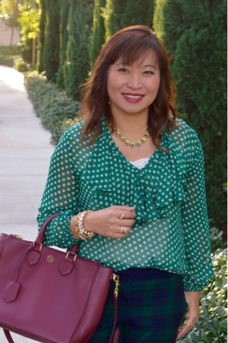 Pattern Mixing, Fashion over 40, Office style