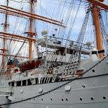 nippon ship in Yokohama, Tokyo, Japan