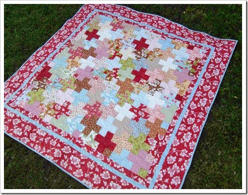 Dream Big Quilt