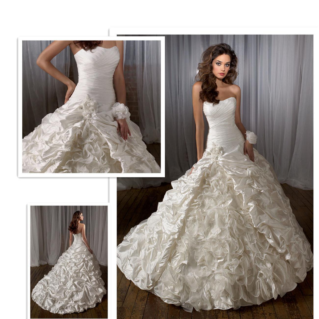 Luxury Bridal Dresses  AS8235
