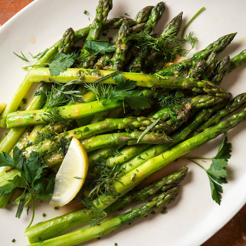 Butter-Braised Asparagus