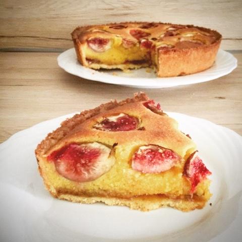 Torta settembrina di fichi @monsieurtatin.blogspot.it