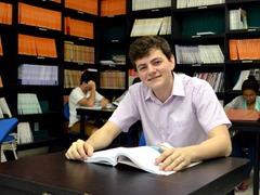 1 - Estudante de 17 anos é aprovado em 2º lugar no concurso do TRE de RR