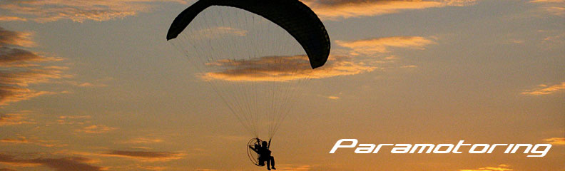 Paramotoring | http://www.skyschooluk.com/courses/paramotoring-courses-spain/