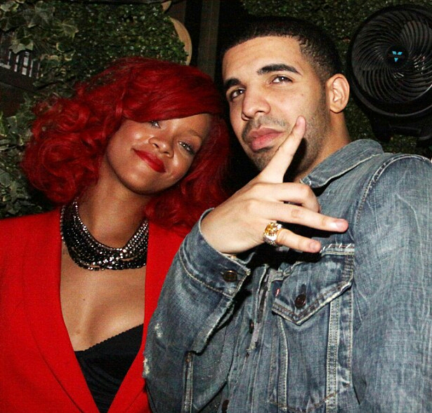 Rihanna and Drake Shooting New Muic Video.
