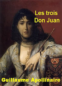 Cover of Guillaume Apollinaire's Book Les Trois Don Juan