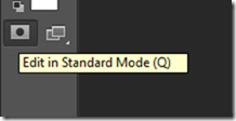 select dengan standard mode