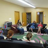 Week 2 - JGR Summer Retreat 2012