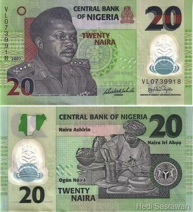 Mata uang Naira