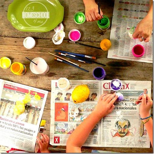 create prepare peaceful homeschool
