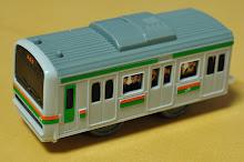 マクドナルド ハッピーセット プラレール E231系 近郊電車