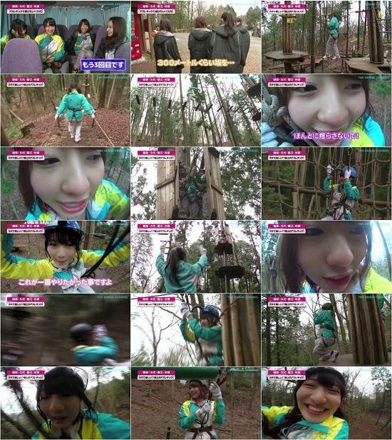(TV-Variety)(720p) YNN [NMB48チャンネル] 藤江れいなプレゼンツ「ガチで楽しんじゃいなよ」 #3 150515