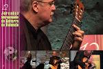 Nos habló de la técnica guitarrística, nos mostró un lenguaje polifónico de la guitarra a veces considerado casi imposible o complicado, Jaume Torrent, gran compositor, intérprete y buen comunicador estuvo con nosotros en concierto.