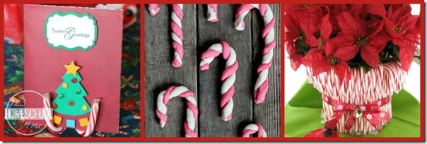 crafts national candy cane day