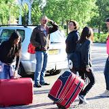 Afscheid van gasten Eurowater uit het buitenland - Foto's Jeannet Stotefalk