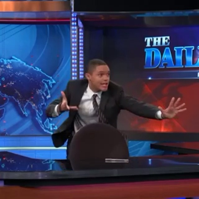 Trevor Noah's The Daily Show Debut Date Revealed!