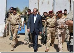 Maliki and His Army