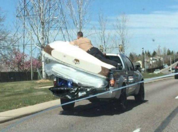 Eu acho que você esta usando o veículo errado 4