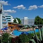 Węgry/Heviz/Heviz - Hotel Carbona