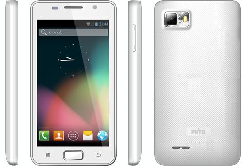 Mito A800 - Spesifikasi Lengkap dan Harga - Ponsel Android Harga Murah