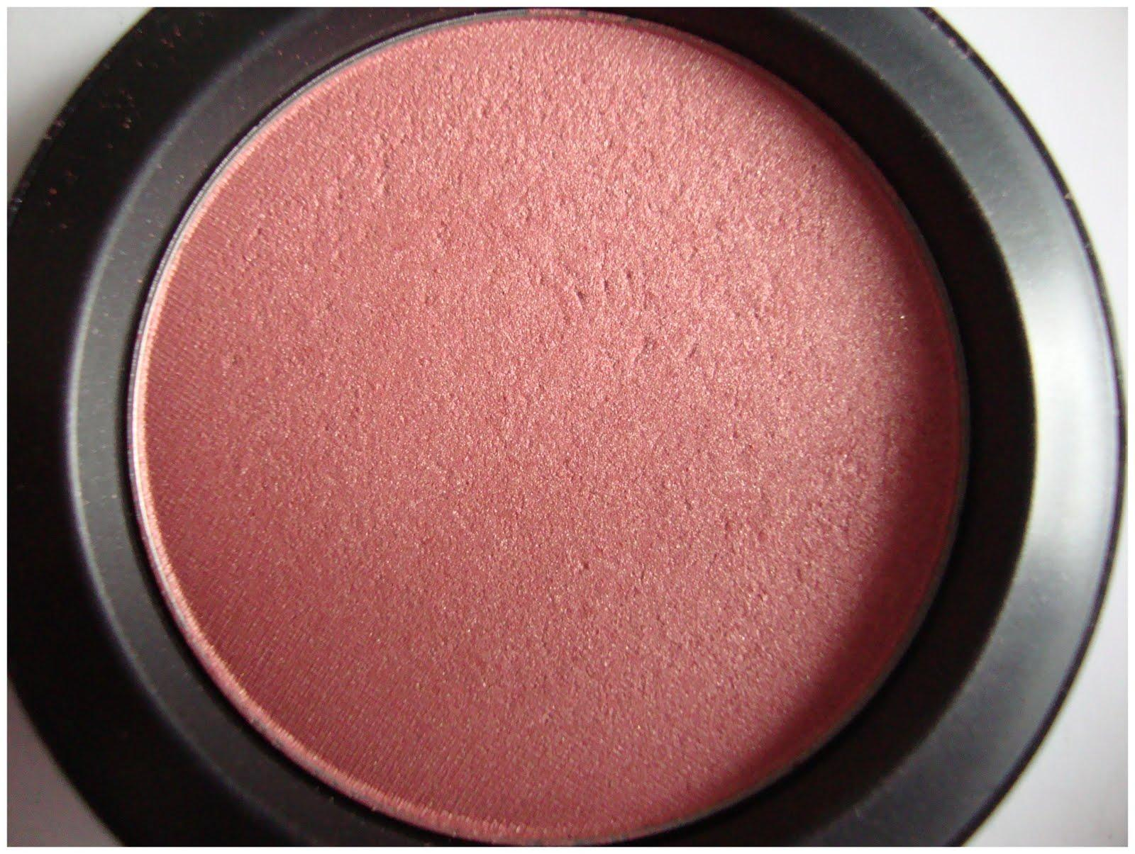 I will buy a matte blush,