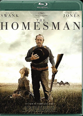 Filme Poster The Homesman BRRip XviD & RMVB Legendado
