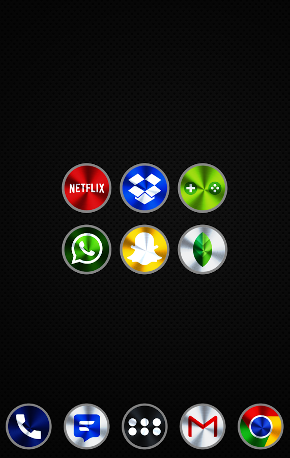 Vivid v2 Icon Pack Screenshot 2
