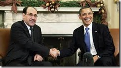 OBAMA and Maliki