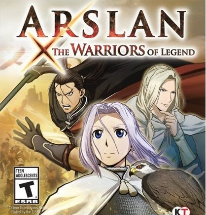 [GAMES] Arslan Senki x Musou / The Heroic Legend of Arslan Warriors + DLC (PS3/USA/PSN/DLC)