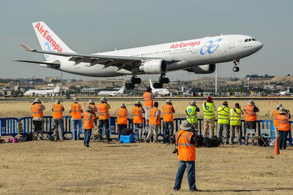 El Aeropuerto de Barajas celebró el 'VI OpenDay MAD'