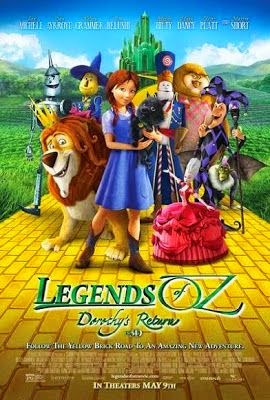 Download A Lenda de Oz - Legendado AVI + RMVB