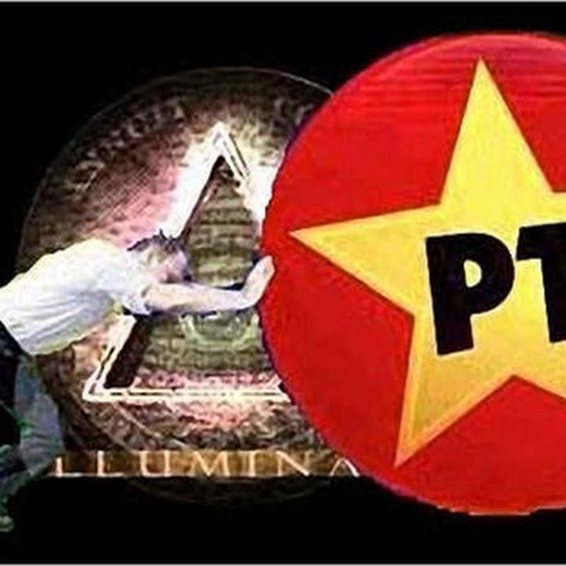 Fora Dilma, PT e Bem vindo á uma Nova Ordem Mundial Illuminati