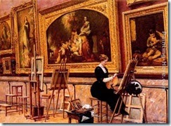 Au Musee Du Louvre - Les Murillo