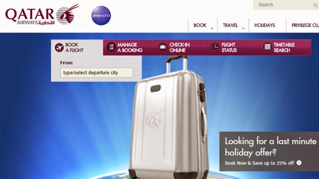坐卡塔爾航空Qatar Airways由香港往返歐洲各地$2,130起(連稅$5,697),12月16日前出發,限時3日。