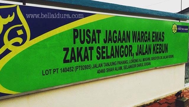 Rumah Orang Tua Jasa Zakat Selangor
