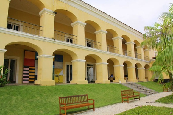 Casa das Onze Janelas - Belém do Parà