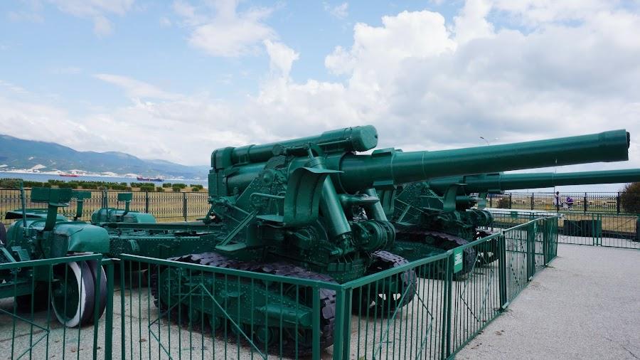 Пушка БР-1