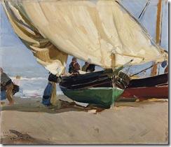 joaquin_sorolla_pescadores_barca_varadas_valencia_1910_christies