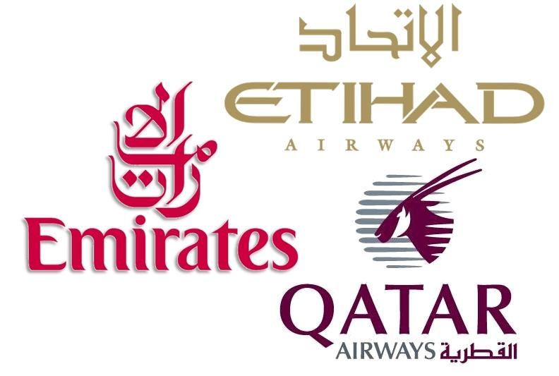 중동계 항공사들의 약진