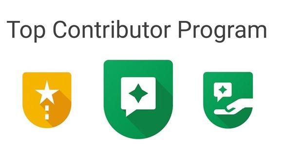 google-top-contributor