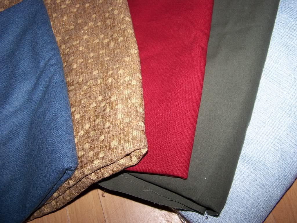 a light blue plaid.b dark green.c no red denim.d gold speckled.e no dark