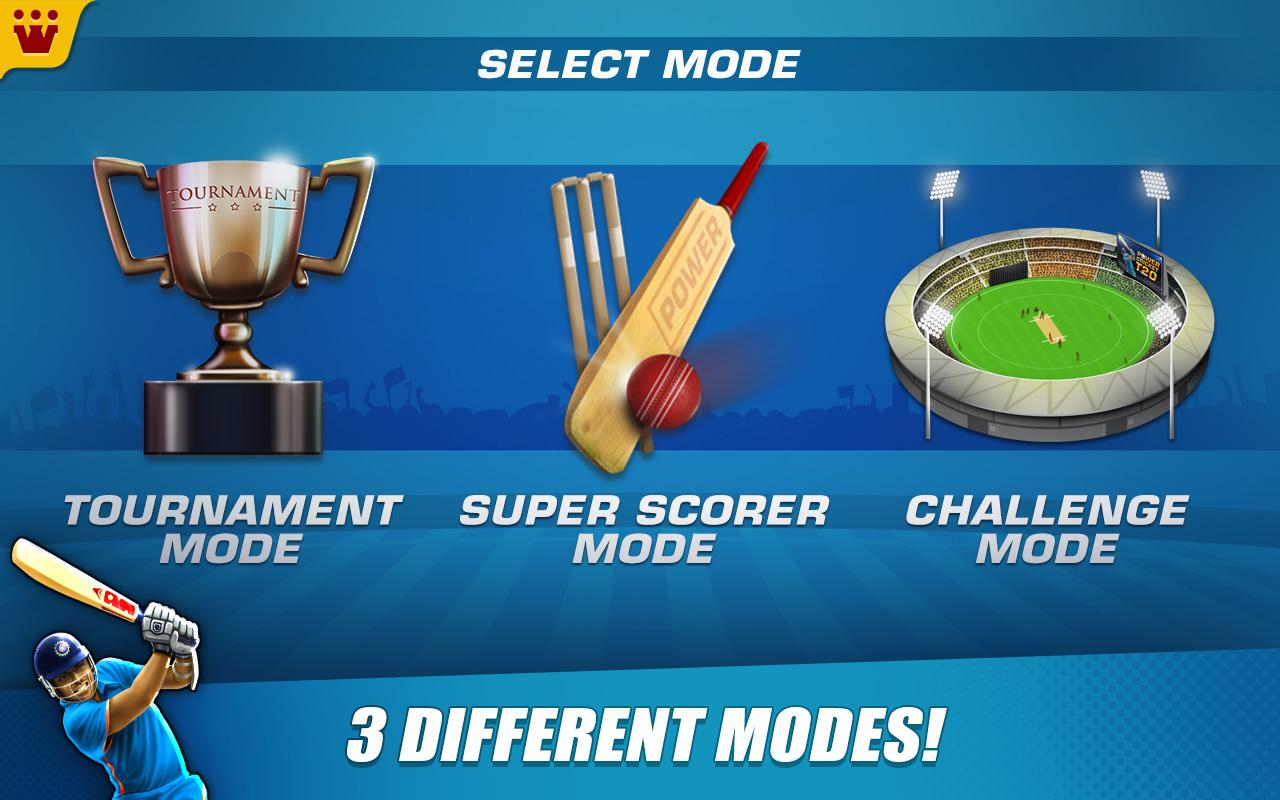 Power Cricket T20 Cup 2016 Screenshot 0