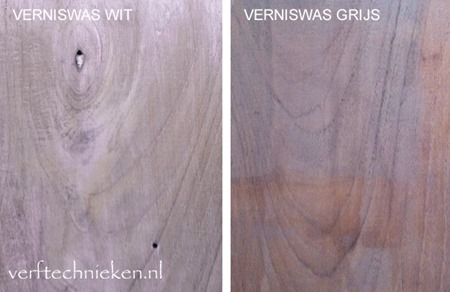 verftechnieken.nl - teakhout verniswas